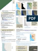Gg Map Cheat Sheet