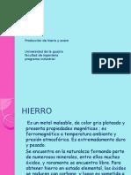 exposicionproducciondehierroyacero-130930220929-phpapp01
