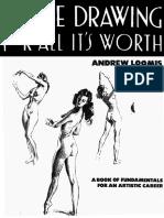 Andrew Loomis - Perspectiva de La Figura Humana