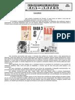Ficha Surrealismo e Dadaísmo