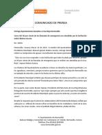 18-03-16 Entrega Ayuntamiento donativo a Cruz Roja Hermosillo.C-  18616