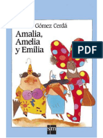 Amelia Amalia y Emilia
