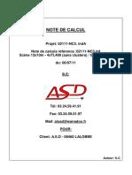 91 Asd Note Couverture 12x10