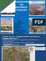 Lorganisation Du Territoire Français