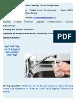 environment  project idea