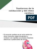 Cap 27 Trastornos de La Conduccion y Del Ritmo Cardiaco