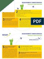 SESAR Cards RemoteTowers