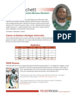 Andre Hatchett Sports Bio