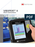 VIBXPERT II Short Instruction en 042012