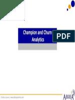 ABIBA Champion Churn Analytics