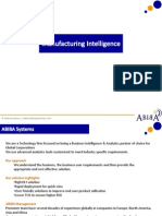 ABIBA Manufacturing Intelligence BI
