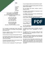 Atividade Textual - Análise Da Música Admirável Chip Novo EM