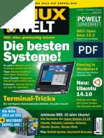 PC-Welt Sonderheft LinuxWelt DezemberJanuar 012015