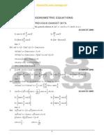 IA Trigonometric Equations(57 59)