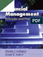 Finanzas  gerencial