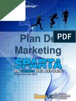 Plan de Marketing Tienda Sparta