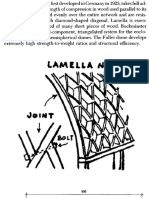 Lamella Wooden-Dome-Roof Panel Design