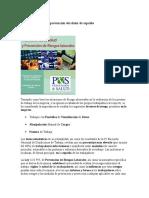 Trabajos Con PVD y Prevención Del Dolor de Espalda