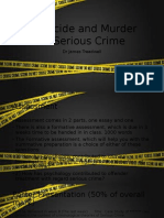 Homicide and Murder as Serious Crime (Part 1) (1)