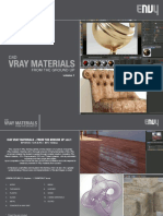 ENVY - VRAY Materials - From the ground up