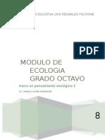 MODULO DE ECOLOGIA 8°