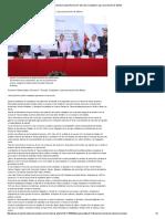 """10-03-16 Presenta Gobernadora Pavlovich """"Escudo Ciudadano"""" para prevención de delito. -El Reportero"""