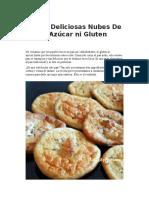 Receta Para Pan Sin Gluten Ni Carbs