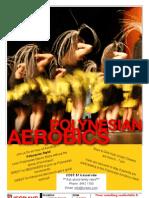 Heilani Polynesian Aerobics Flyer 2010