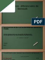 Ed Bernoulli