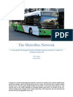 The MetroBus Network