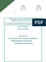 Libro de Las Multiplicaciones
