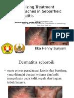 Optimizing Treatment Approaches in Seborrheic Dermatitis