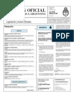 Boletin Oficial 27-04-10 - Primera Seccion
