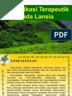 Komunikasi Pada Lansia.2015