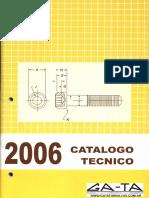 Catalogo Tecnico Tornillos Gata 2006