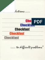 Chockfast Manual