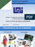 Historia de Las Pc