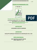 Modelo de Laudo Tecnico de Engenharia Civil