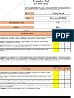 evaluation tool 2 review of christy brock  by kim