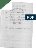 Hebraico Bíblico parte 2