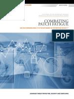 Tripwire Combating Patch Fatigue White Paper