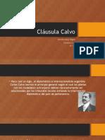 Cláusula Calvo