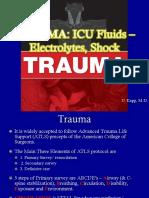 Trauma- ICU Fluids -- Electrolytes, Shock NEW.pdf