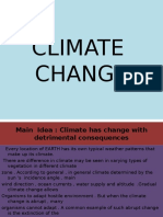 Climate Change(New)