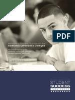 student success document