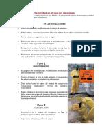 Seguridad en El Uso Del Amoniaco
