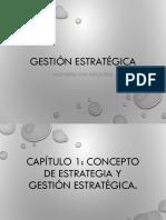 Gestión Estratégica, Ingeniería