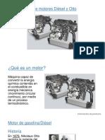Fundamentos de motores Diesel y Otto