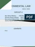 29787271 Environmental Law in Malaysia