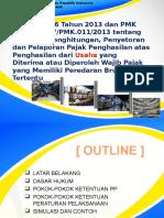 20131008015714-Materi PP 46 dan PMK 107 ( Tata Cara Penghitungan Pajak).pptx